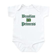 Brazilian Princess 2 Infant Bodysuit