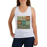 Parks Pop Art Women's Tank Top