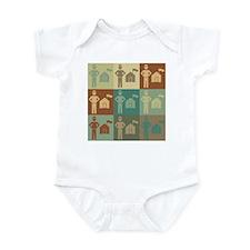Parks Pop Art Infant Bodysuit