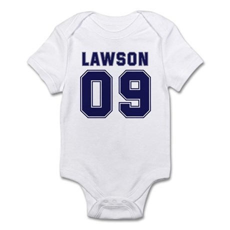 Lawson 09 Infant Bodysuit