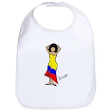 Bizcochito (en Blanco) Bib