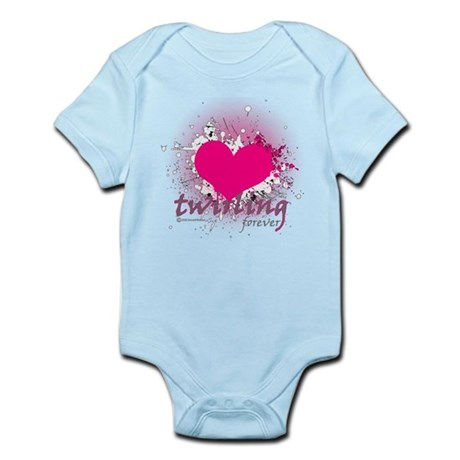 Love Twirling Forever Infant Bodysuit