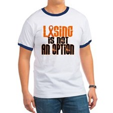 Losing Is Not An Option 5 ORANGE T