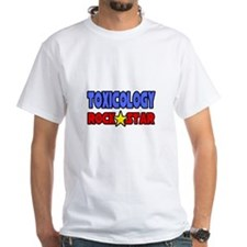 """Toxicology Rock Star"" Shirt"