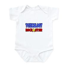 """Toxicology Rock Star"" Infant Bodysuit"