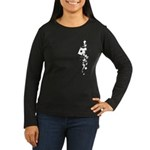 Ace in the Hole Women's Long Sleeve Dark T-Shirt