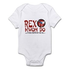 Rex Kwon Do Infant Bodysuit