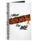I Wear Orange For ME 8 Journal