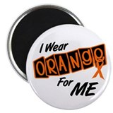 I Wear Orange For ME 8 Magnet