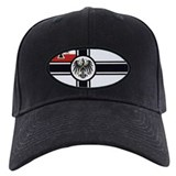 Unique German flag Baseball Hat