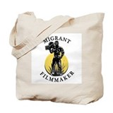Migrant Filmmaker v.5 Tote Bag