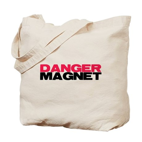 Danger Magnet Twilight Tote Bag