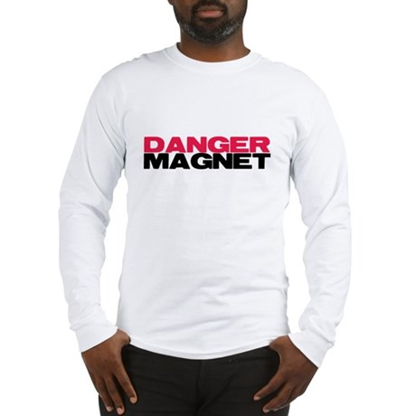 Danger Magnet Twilight Long Sleeve T-Shirt