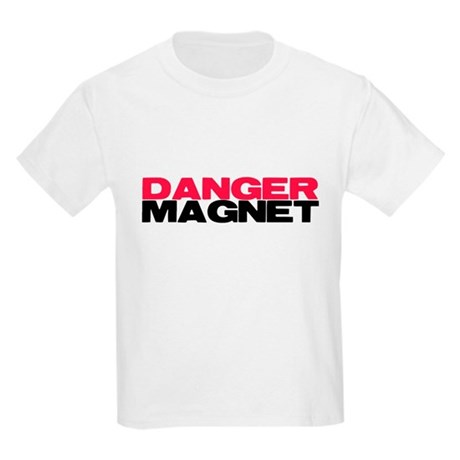 Danger Magnet Twilight Kids Light T-Shirt