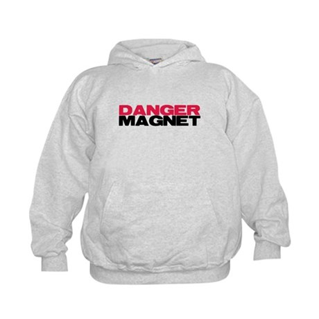 Danger Magnet Twilight Kids Hoodie