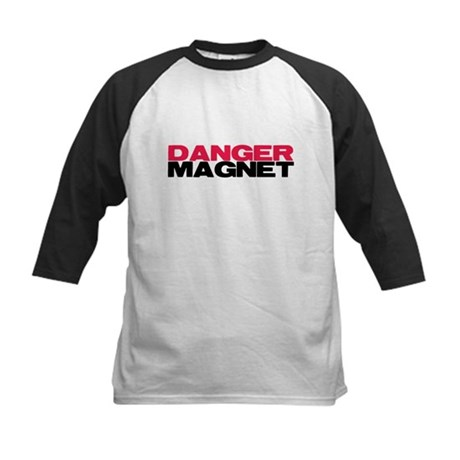 Danger Magnet Twilight Kids Baseball Jersey