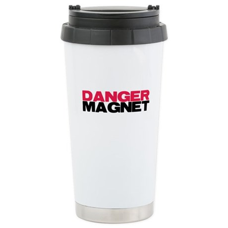 Danger Magnet Twilight Ceramic Travel Mug