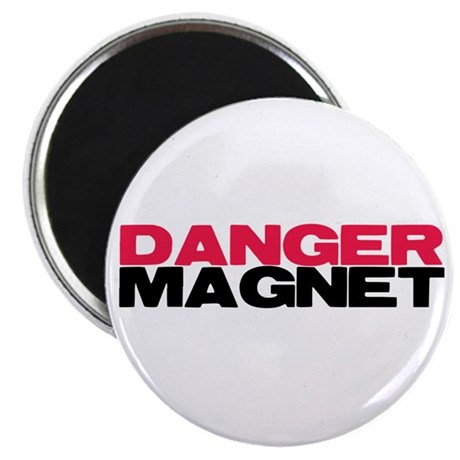 "Danger Magnet Twilight 2.25"" Magnet (10 pack)"