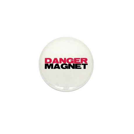 Danger Magnet Twilight Mini Button