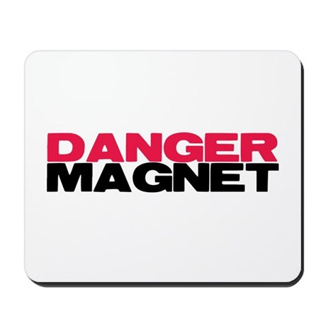 Danger Magnet Twilight Mousepad