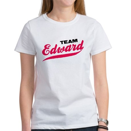 Team Edward Twilight Women's T-Shirt