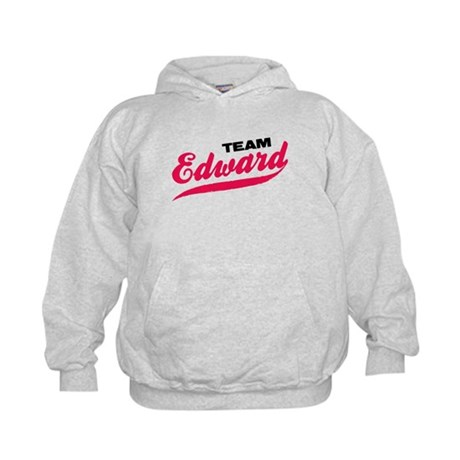 Team Edward Twilight Kids Hoodie