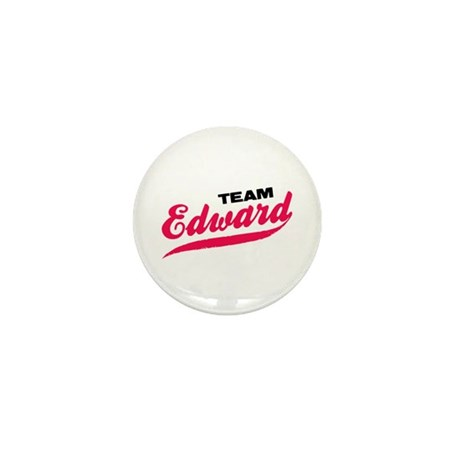 Team Edward Twilight Mini Button