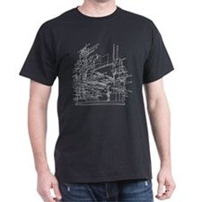 Architecture Art Design T-Shirt