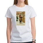 Toy Store at Christmas Women's T-Shirt
