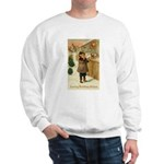 Toy Store at Christmas Sweatshirt