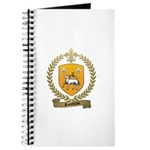 RAIMBEAU Family Crest Journal