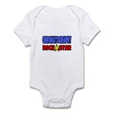 """Chromatography Rock Star"" Infant Bodysuit"