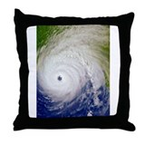 Unique Hurrican katrina Throw Pillow
