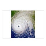 Cute Hurricane katrina Postcards (Package of 8)