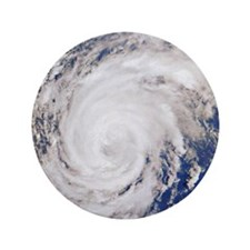 "Cool Hurricane 3.5"" Button (100 pack)"