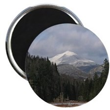 "An Adirondack Winter 2.25"" Magnet (10 pack)"