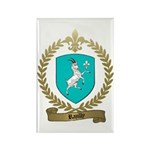 RAZILLY Family Crest Rectangle Magnet (10 pack)