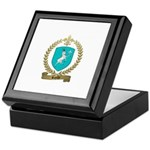 RAZILLY Family Crest Keepsake Box