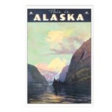 Alaska US Postcards (Package of 8)