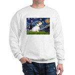 Starry Night/Sealyham L1 Sweatshirt
