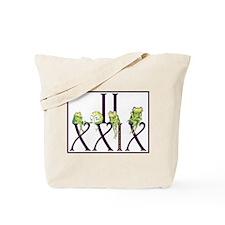 229 in Roman Numerals Tote Bag