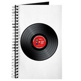 Old Rocker Dude Vinyl Record Journal
