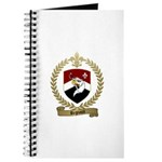 REGNAULT Family Crest Journal
