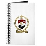 REGNAULT Family Crest Journal