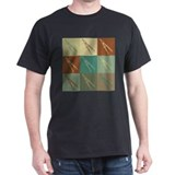 Mechanical Engineering Pop Art T-Shirt