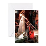 Accolade/Sealyham L1 Greeting Cards (Pk of 20)