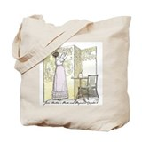 Pride &amp; Prejudice Ch 8 Tote Bag