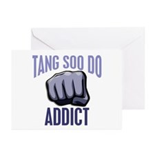 Tang Soo Do Addict Greeting Cards (Pk of 10)