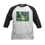 Bridge/Sealyham L2 Kids Baseball Jersey