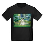 Bridge/Sealyham L2 Kids Dark T-Shirt